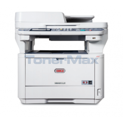 Okidata MB491+LP MFP